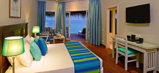 Water Bungalows 1