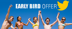 Early Bird Offer (Foreign) – 15% Discount