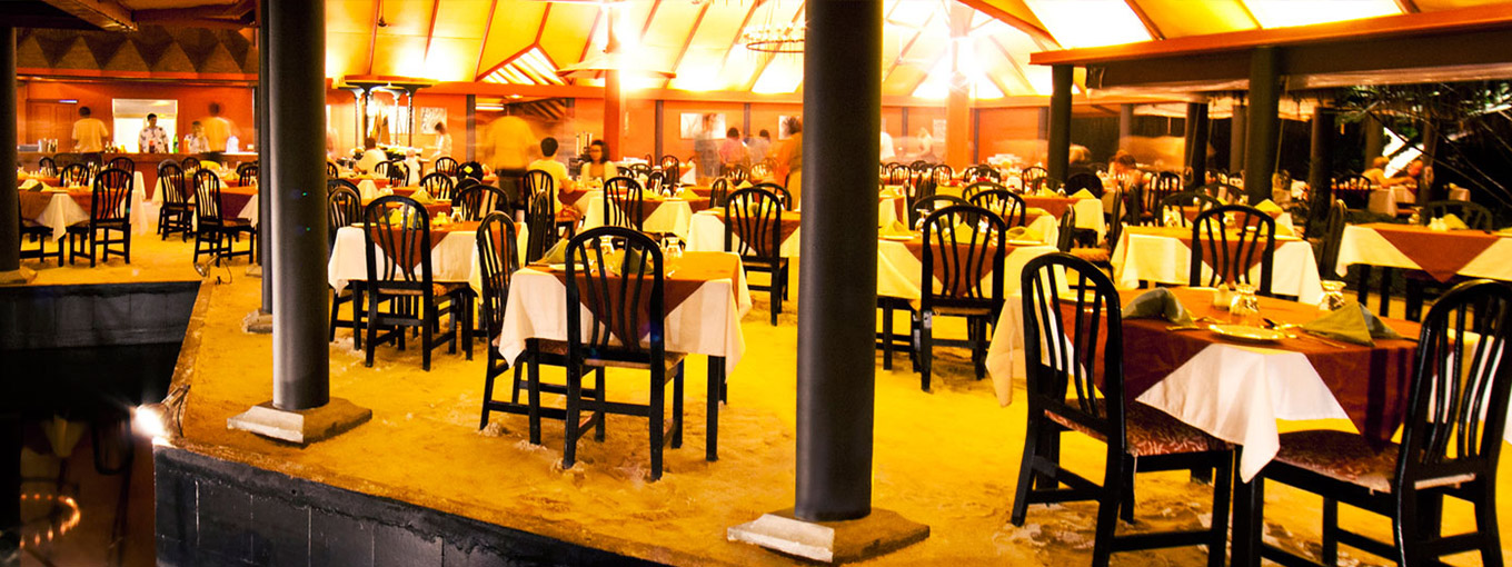 Banyan Restaurant at Adaaran Select Hudhuranfushi