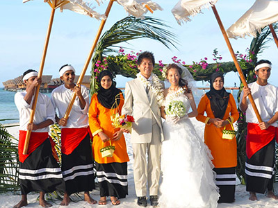 Renew your Vows in Paradise