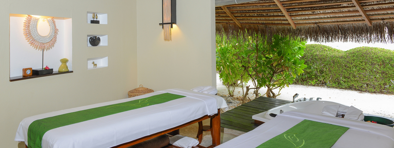 Spa at Adaaran Prestige Ocean Villas