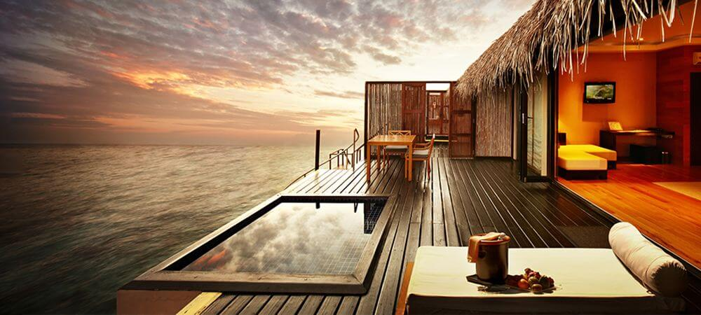 Sunset Water Villas at Adaaran Prestige Vadoo