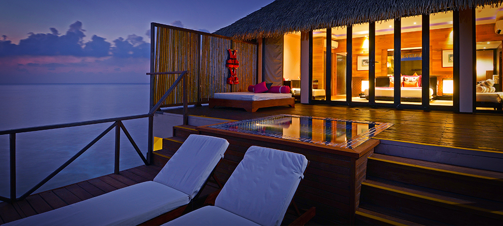 Honeymoon Villas at Adaaran Prestige Vadoo