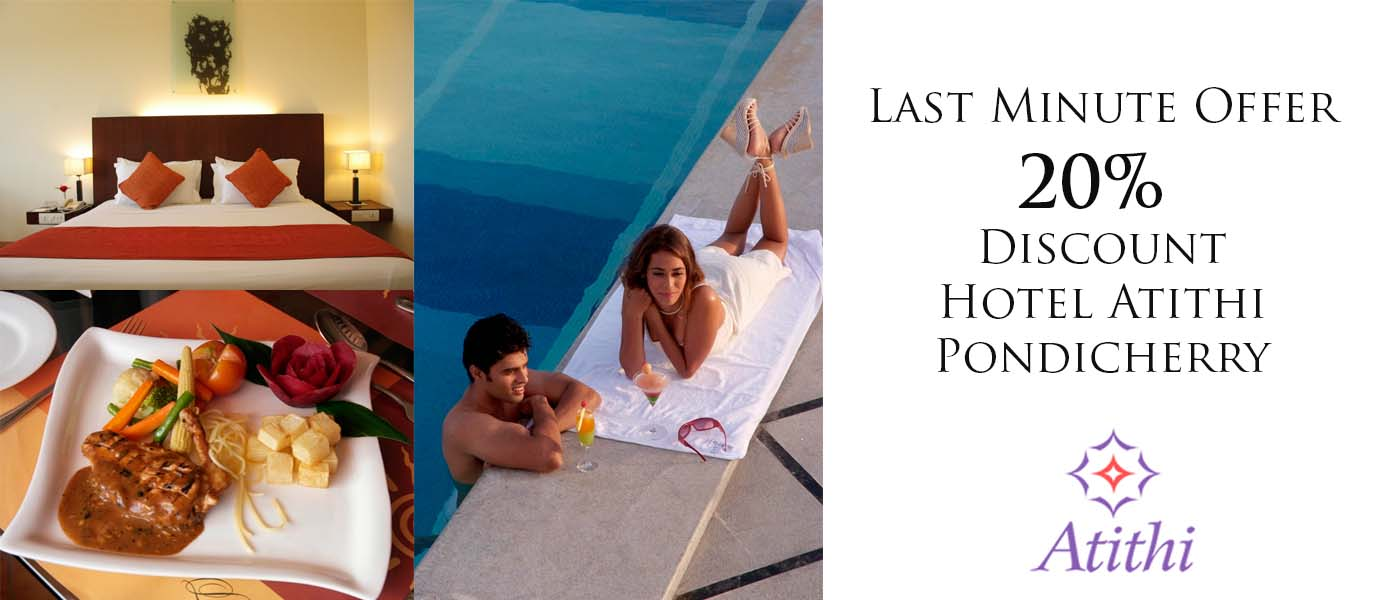 20% Off Last Minute Offer - Hotel Atithi