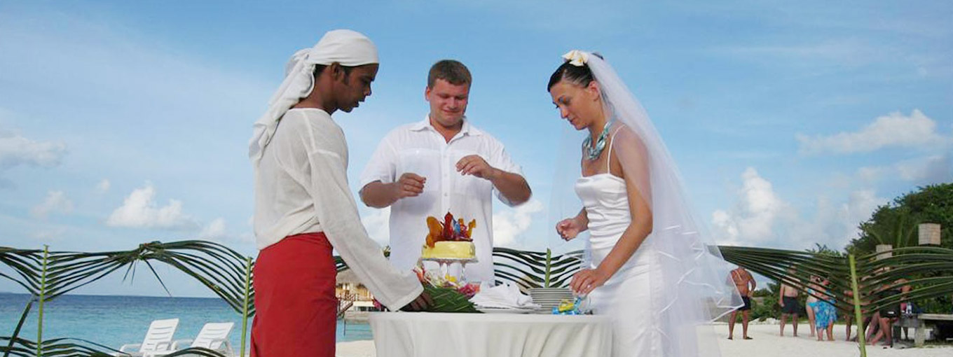Renew Vows at Adaaran Select Meedhupparu
