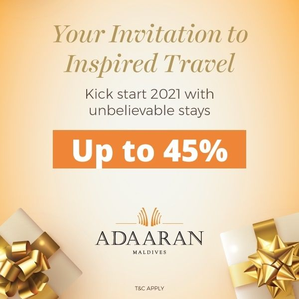 Your invitation to inspired travel : Book Early
