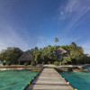 Virtual Tour of Club Rannalhi Pathway to Water Bungalows at Adaaran Club Rannalhi